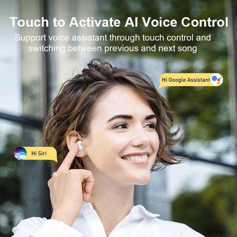 Baseus WM01 Mini TWS Wireless Headphone Bluetooth Earphone 5.0 True Wireless Earbuds Handsfree Headset For Phone Xiaomi Ear Buds