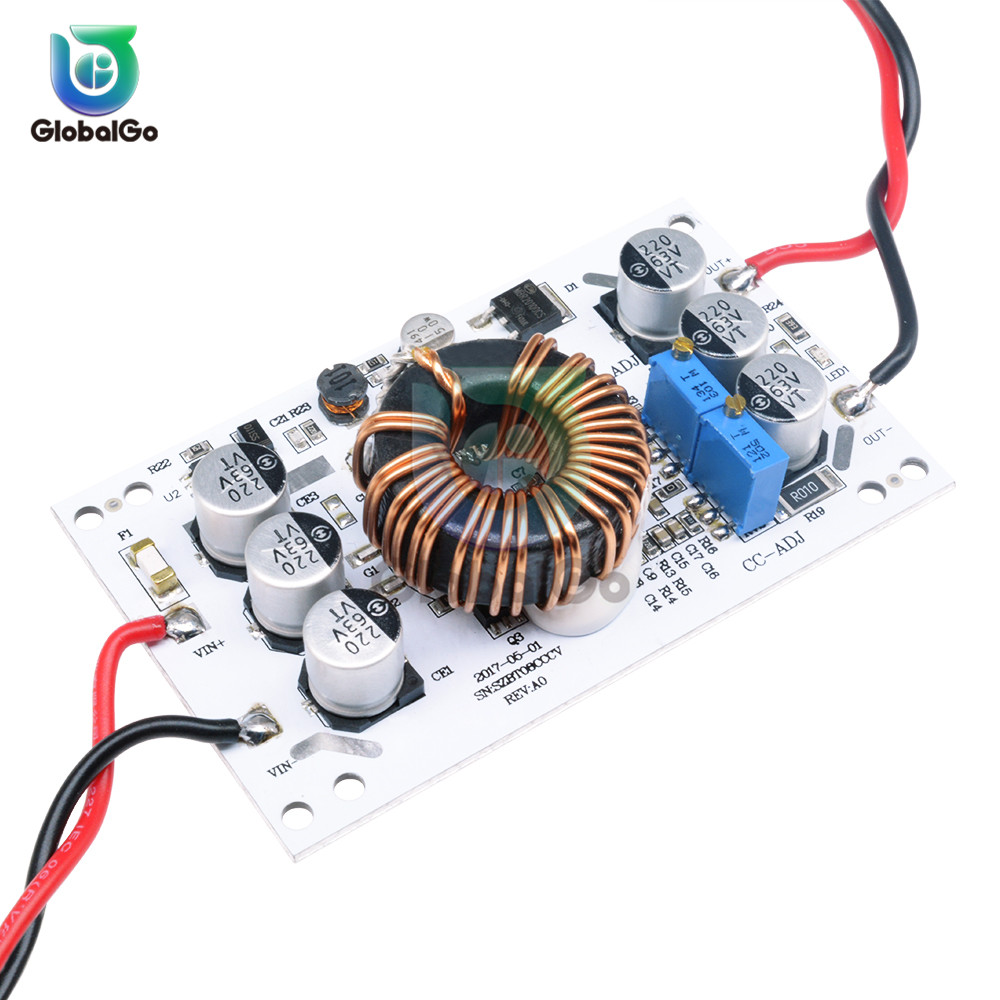 <font><b>DC</b></font> <font><b>DC</b></font> <font><b>10A</b></font> <font><b>600W</b></font> Boost Converter <font><b>Step</b></font> <font><b>UP</b></font> Buck Converter <font><b>DC</b></font> 10V-60V To 12-60V Power module image