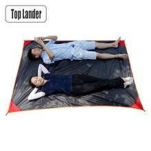 Туристический коврик top lander портативный карманный мини для