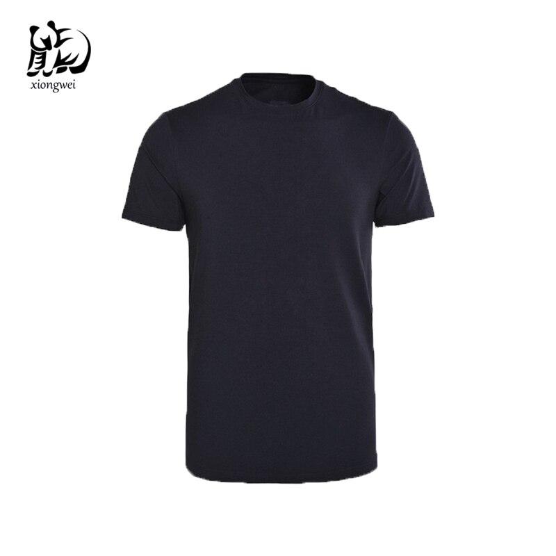2019 nowy Solid color T Shirt moda męska 100% bawełniane koszulki letnia koszulka z krótkim rękawem chłopięca koszulka na deskorolkę topy Plus rozmiar xs-m-xxl