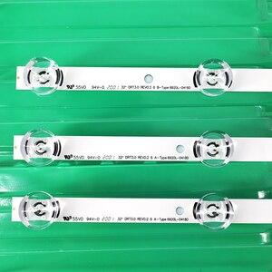"""Image 3 - 3 x led hintergrundbeleuchtung Streifen für LG 32 """"TV innotek drt 3,0 32 LG ES drt 3,0 WOOREE EIN/B UOT 32MB27VQ 32LB5610 32LB552B 32LF5610 lg 32lf560"""