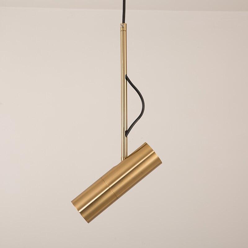 LED Spot Lighting Down Light Industrial Pendant Down Light Hanging Bedside Bar Suspension Lamp Adjustable Downlight Hanglamp