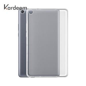 Прозрачный мягкий силиконовый чехол для Huawei MediaPad M5 8 TPU чехол для Huawei MediaPad M5 8 8,4 дюймов кожаный чехол для планшета телефона