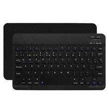 Tablet Keyboard bluetooth 3.0 Spanish Russian Wireless Universal for iPad pro 9.7 air 2 Microsoft Android mobile phone keyboard
