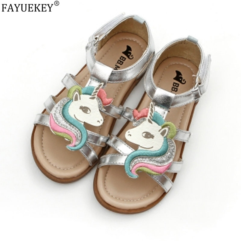 NEW GIRLS CHILDRENS INFANTS FLAT SANDALS SHOES RABBIT EAR PARTY GLITTER PEEP TOE