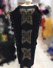 ความยาว: 140 ซม.หน้าอก: 120 ซม.ชุดแอฟริกันสำหรับผู้หญิง Dashiki PLUS ขนาดชุดสุภาพสตรีแบบดั้งเดิมแอฟริกันเสื้อผ้า Fairy Dreams