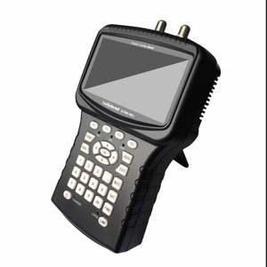 "Image 2 - Digital Satellite & Terrestrial & Cable HD Combo Signal Meter SF 999 PRO 4.3"" Screen Spectrum Analyzer Youtube WiFi Powervu CS"