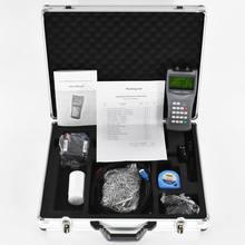 Ручной ультразвуковой расходомер tds 100h s2 m2 l2 датчик расхода