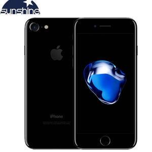 Apple iPhone 7 Original 32gb LTE Fingerprint Recognition Used Quad-Core IOS Unlocked