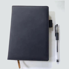 Wholesale A5 Notebook Super Thick Padded Business Surface Work Meeting Record Book Office Simple