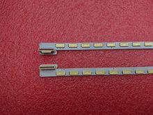 2 Pçs/set tira Retroiluminação LED Para LG 55LM4600 55LS4500 55G2-UG 55E600Y 55LW6200 3D55A4000IC 6922L-0003A 0004A LC550EUN(SE)(F1)