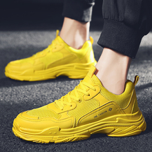 FTROCHB Fashion Brand Men Sneakers Comfortable Outdoor Casual Shoes