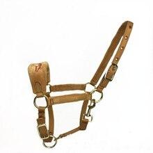 Horse Bridle  Equestrian Supplies Horse Equipment  Comfortable Adjustable Durable Horse Halter