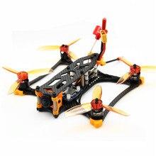 Kbat136 136 Mm Ba Lô Bánh Xe 3 Inch 3 Mm 30.7G Cánh Tay Khung Bộ RC Drone FPV Đua Mô Hình Dự Phòng một Phần Tự Làm Phụ Kiện