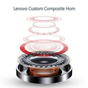 Image 3 - Lenovo HT28 TWS gerçek kablosuz kulaklık Bluetooth 5.0 derin bas kulaklık HD stereo kulaklıklar gürültü iptal uzun saplı kulaklık