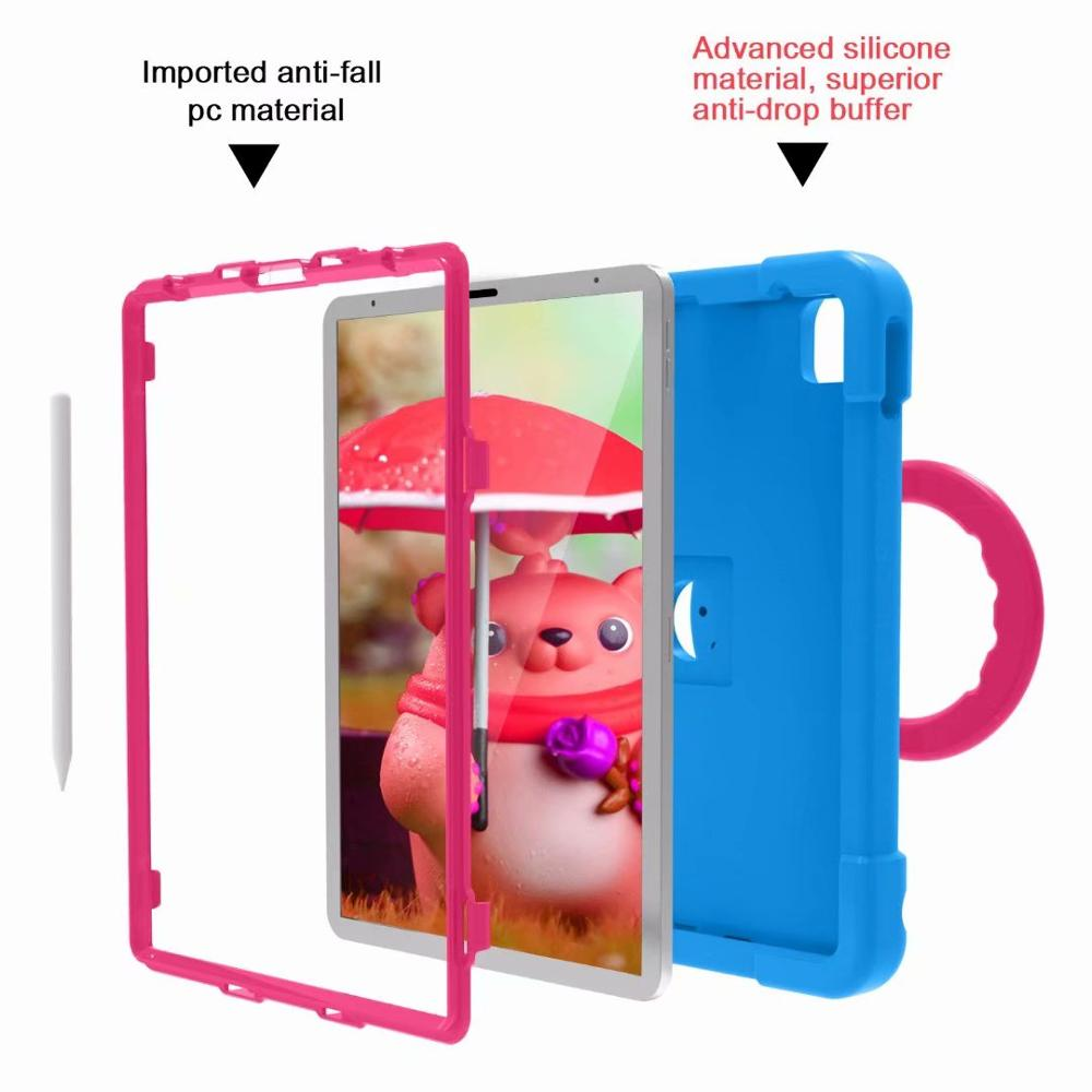 High Duty for iPad Pro 11 2018 2020 Case Kids A1980 A2230 Shockproof EVA 360 Pencil