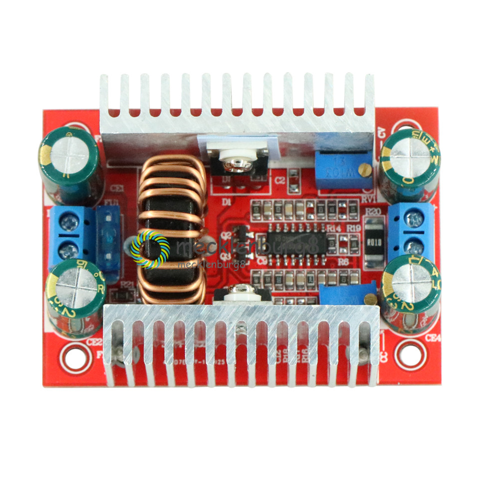 400W DC Step-up Boost Converter Constant Current Power Supply Module LED Driver