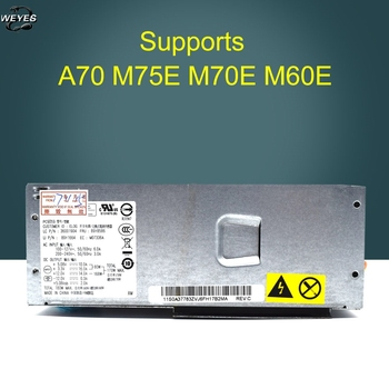 89Y8586 89Y1664 for A70 M75E M70 M60E 180W Power Supply
