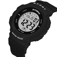 SYNOKE Sports Kids Watches Digital Wrist Watch for Children Boys Girls life Waterproof
