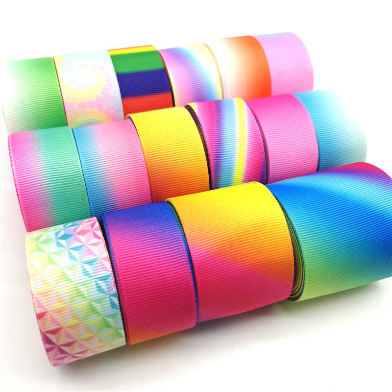 25 Yards Silk Satin Ribbon Wedding Party Wrap Decor FULL ROLL 6-80mm CO HL