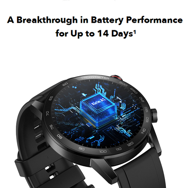 In Stock Global Version Honor Magic Watch 2 Smart Watch Bluetooth 5.1 Smartwatch Blood Oxygen 14 Days Waterproof MagicWatch 2 2