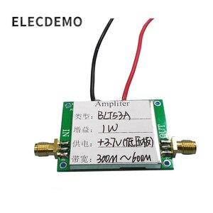 Image 1 - BLT53A מודול RF כוח מגבר 433M נמוך מתח גרסה 3.7v עם si4463, SI4432 בפס רחב גבוהה רווח פונקצית הדגמת לוח
