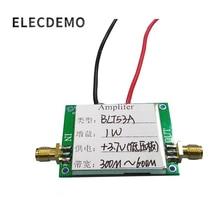 BLT53A módulo amplificador de potencia RF 433M versión de bajo voltaje 3,7 v con si4463, SI4432 Banda ancha Función de alta ganancia Placa de demostración