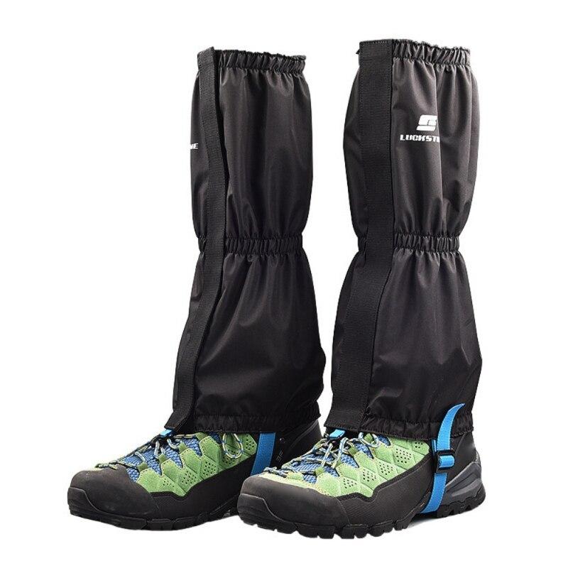Legging Gaiter-Leg-Cover Ski-Boot Hiking Waterproof Snow Travel-Shoe Climbing-Gaiters