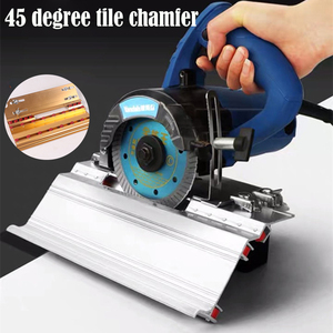 Новая машина для резки на 45 градусов, керамическая плитка, пневматический скошенный митенок, электрическая фаска, рама, крепление, пила, рез...