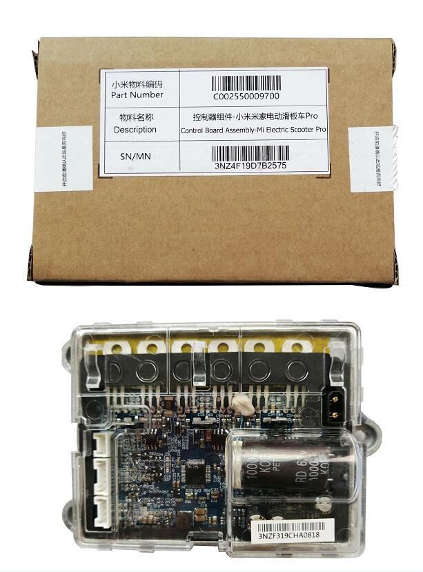 Original pour XIAOMI M365Pro Scooter électrique carte mère contrôleur de carte mère ESC Circuit imprimé planche à roulettes pour MIJIA M365Pro