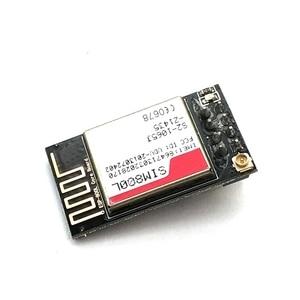 Image 2 - SIM800L GPRS GSM módulo tarjeta MicroSIM Core Board Quad Band TTL puerto serie para ESP8266 ESP32