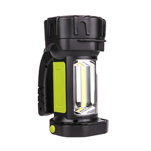 Image 2 - Multifunction LED Camping Lantern USB Rechargeable power bank Flashlight Lantern torch for Hurricane Emergency, Hiking, Fishing