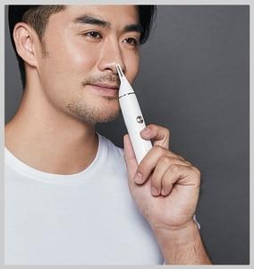 Водонепроницаемый триммер для волос Xiaomi Soocas IPX5, триммер для бровей, острое лезвие, мойка тела, простой дизайн, безопасный очиститель, Личная Повседневная отделка