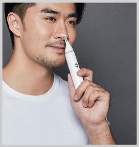 Image 2 - Xiaomi Soocas afeitadora de cejas IPX5, resistente al agua, con hoja afilada, diseño minimalista, limpiador seguro, ajuste Personal y diario