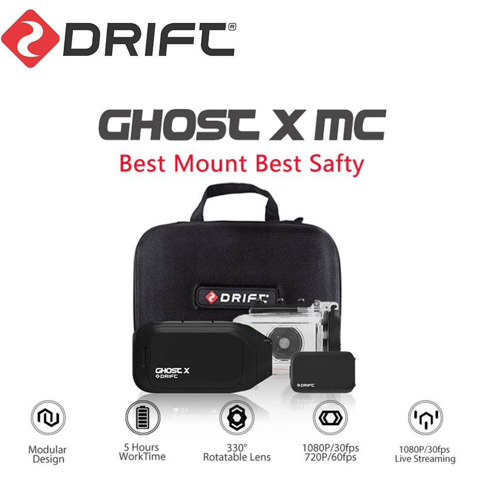 ドリフトゴースト × MC アクションカメラタマゴノキ 1080 オートバイバイクスポーツヘルメットミニカムアーム 12MP CMOS 回転式レンズ wiFi  グループ上の 家電製品 からの スポーツ & アクション ビデオカメラ の中 1