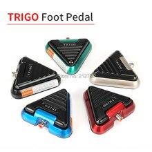 One Premium TRIGO Triangle Tattoo Foot Pedal Switch For Tattoo Power Supply