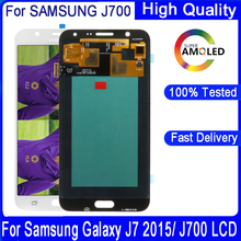 """5.5"""" For SAMSUNG Galaxy J7 2015 J700 LCD J700F J700M J700H Display Touch Screen Digitizer Assembly Replacement"""
