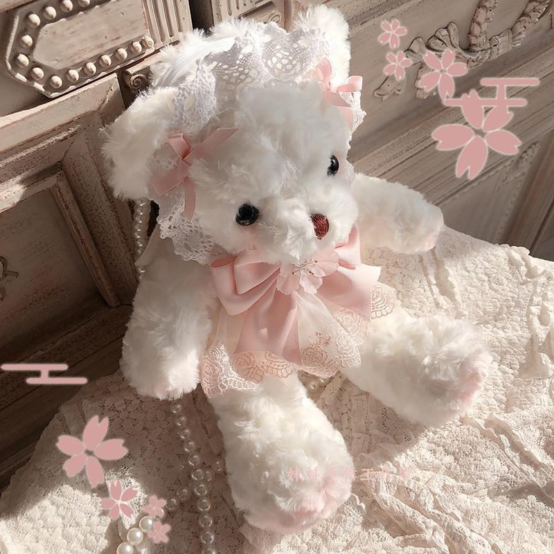 Kawaii Lolita Bear Bag 2