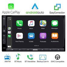 Atoto ano série in-dash duplo din digital media carro estéreo-sa102 starter ys102sl carplay & android receptor automático
