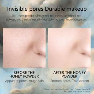 Image 4 - Zeesea nowy sypki proszek wodoodporny kontrola oleju makijaż skóry w proszku korektor do twarzy gładkie kosmetyki Maquiagem Mineral