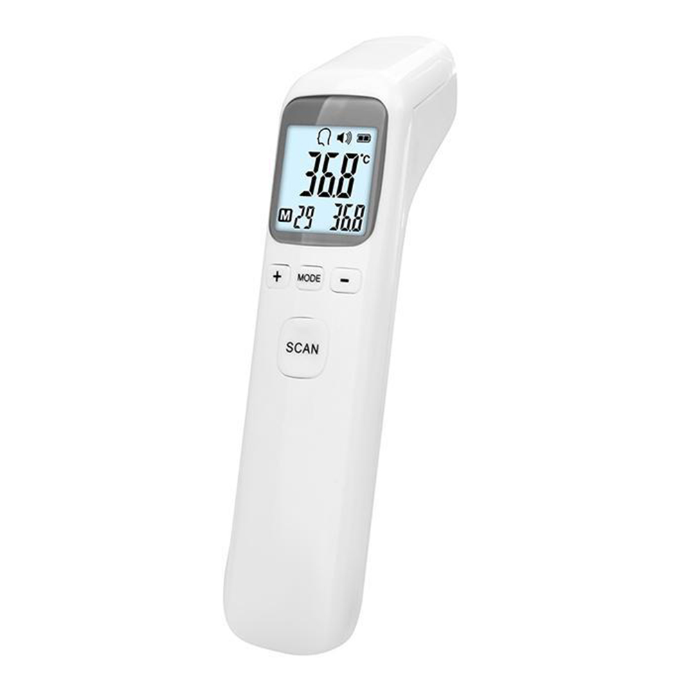 Diagnostic Tool Forehead Digital Body Temperature Accurate Infrared LCD Display Measurement Electronic Thermometer Tester Baby