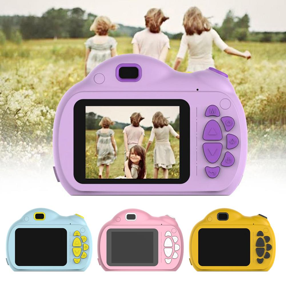 Children's Camera 2.4 Inch HD Screen1080P Camera Self-Timer Camera Mini Camera Video Recorder Kids Camera Toys For Children