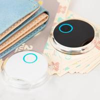 Smart Mini GPS Tracker anti-perso impermeabile compatibile con Bluetooth Tracer per cane da compagnia chiavi per gatti borsa a portafoglio Tracker per bambini Finder