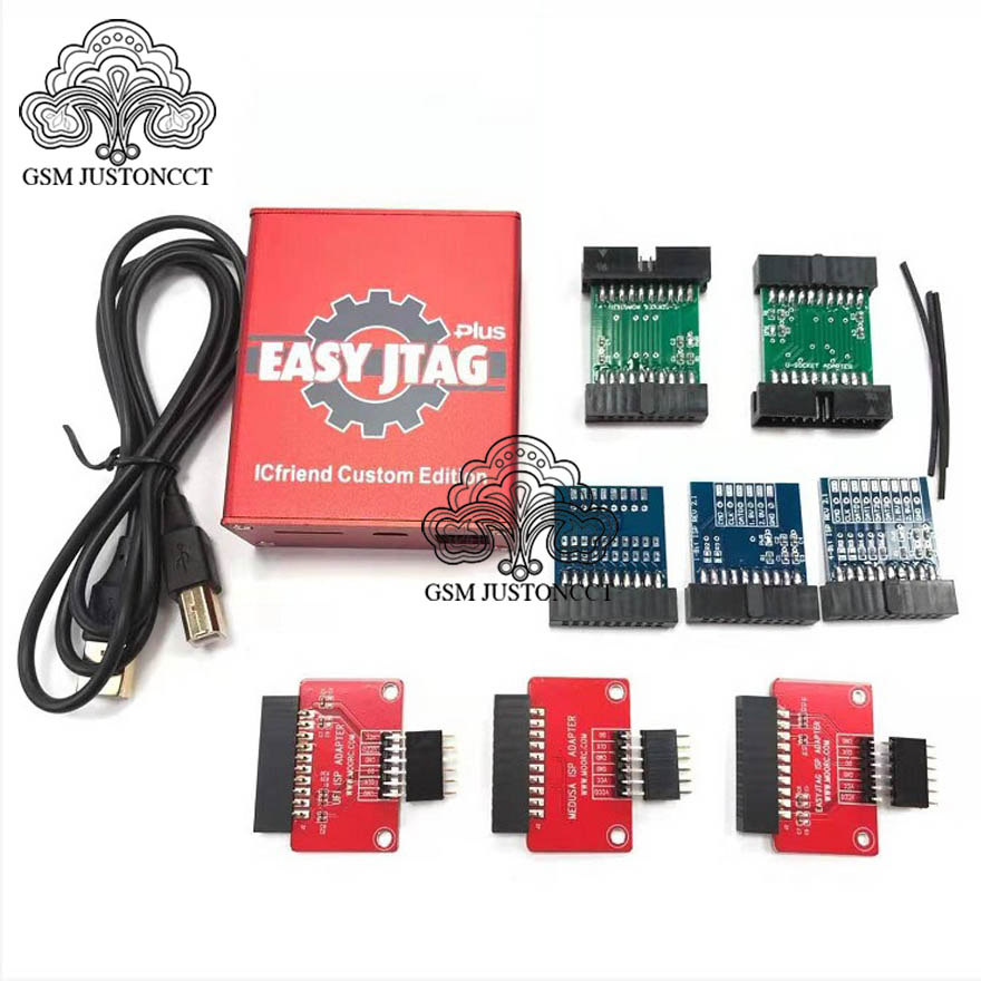 EASY JTAG + Adapter  -A