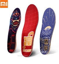 Youpin new man woman Cork comfort insole Soothing, sweat and deodorization Slow pressure support Cork Sole Orthopedic Insoles
