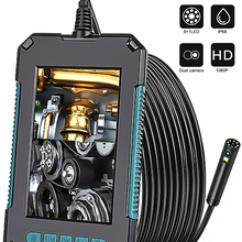 Endoscope-Camera Hard-Cable Industrial-Borescope Waterproof 8mm IP67 with