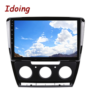 """Image 4 - Idoing 10.2""""Android For SkodaOctavia 2 A5 2008 2013 Car Radio Multimedia Video Player Navigation GPS Accessories Sedan No dvd"""