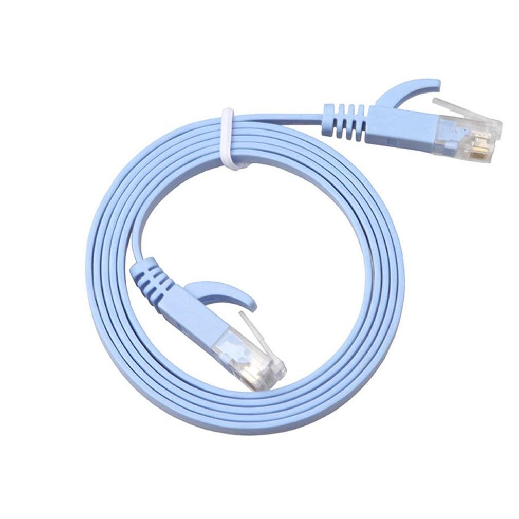 Ethernet Patch Cable RJ45 Cat 6 Cable RJ45 Ethernet Network Cable Short Patch Cord 1m 3m 5m 10m 15m 30m For Laptop Router