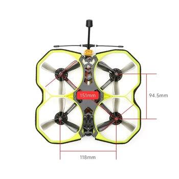 iFlight Protek35 HD 3.5 Inch 4S Cinewhoop FPV Racing Drone w/ Beast AIO F7 Flight Controller 45A ESC 2203.5 3600KV Motor 4