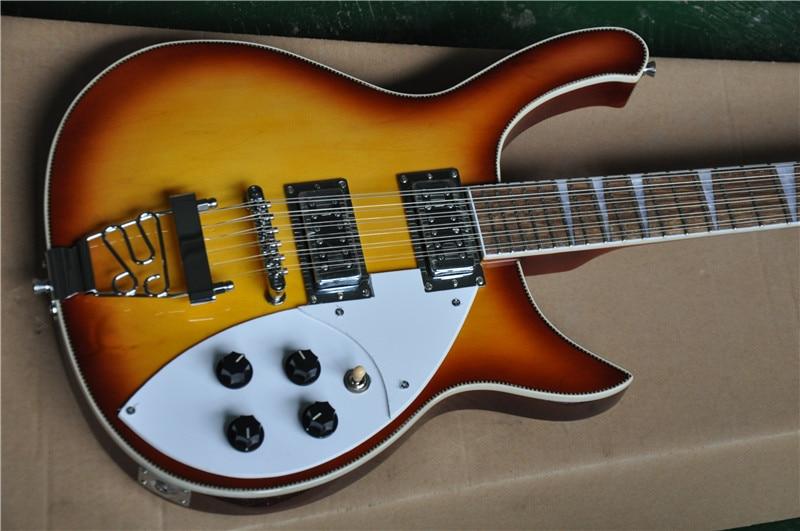 High quality 12 String Electric Guitar,Ricken 660 Electric Guita,free shipping